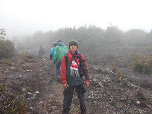 Jaket dan Dingin-Goes to Merapi Dempo  (ilustrasi)